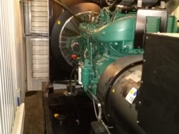 Проведен ремонт топливной системы дизельной электростанции HVW-640T5STD Himoinsa на базе 16-ти литрового двигателя TWD1643GE Volvo Penta