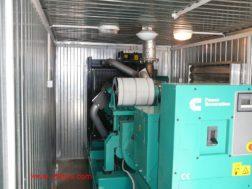 Проведено расширенное техническое обслуживание ДГУ C275D5 Cummins на крупном производственном предприятии в Челябинской области