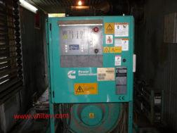 Проведена компьютерная диагностика 4-х ДГУ C900D5 Cummins электростанции поселка в Сахалинской области