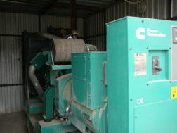 Проведена диагностика двигателя и последующий ремонт системы управления двигателя QSL9G5 ДГУ C300D5 Cummins на крупном производственном предприятии в Свердловской области