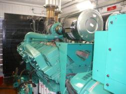Проведены работы по диагностике и регулировке механизма ГРМ электро-станции C1400D5 Cummins на крупном газоперерабатывающем комплексе в Ямало-Ненецком автономном округе