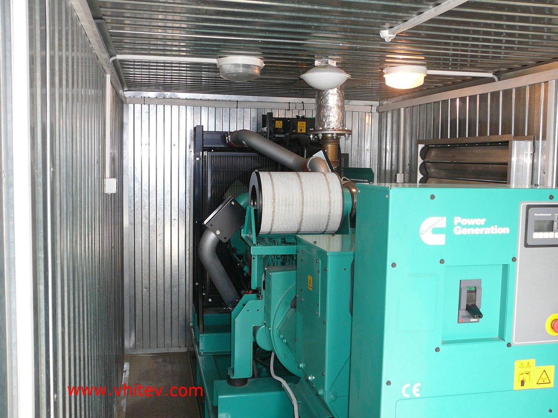 Проведено расширенное техническое обслуживание 2-х дизельных электростанцийC275D5иC110D5Cumminsу постоянного Заказчика